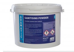 Adamatic Sanitiser Powder