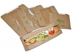 Heritage Degradable Window Bag