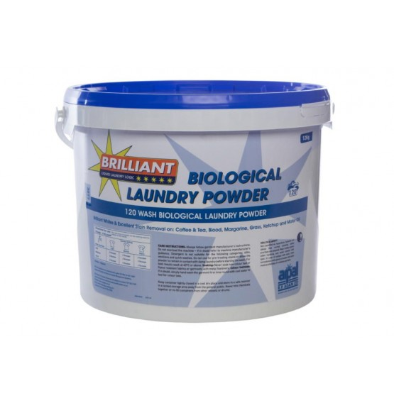 Brilliant Bio Auto Laundry Powder