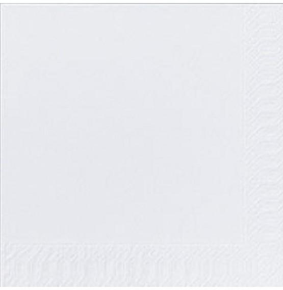 Duni Tissue Napkins 2ply White