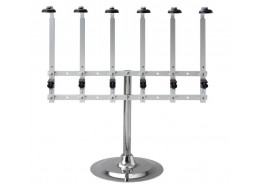 Single Pillar 6 Bottle Stand