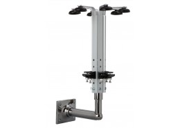 Rotary 6 Wall Mounted Bracket Stand 1 Ltr
