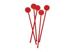 Disc Stirrers Red