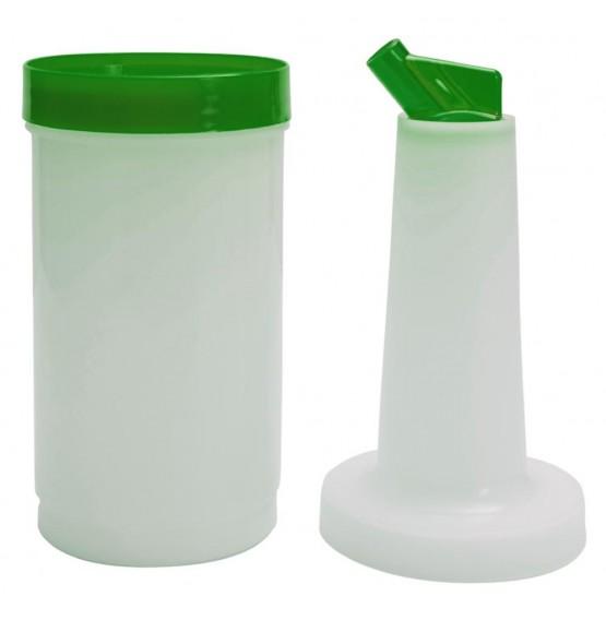 Save & Pour Quart Green
