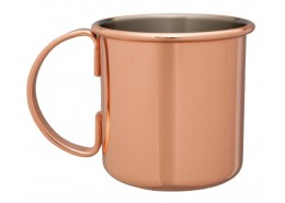 Mezclar Moscow Mule Mug Copper Plated