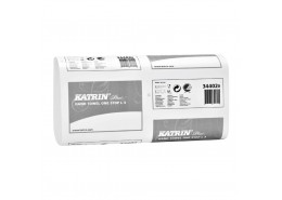 Katrin Plus Hand Towel White 3ply