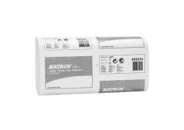 Katrin Plus Easy Flush Hand Towel White 2ply