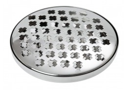 Drip Tray Round Stainless Steel