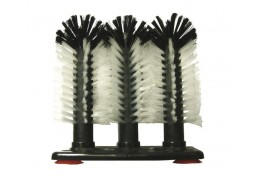3 Brush Glass Washer