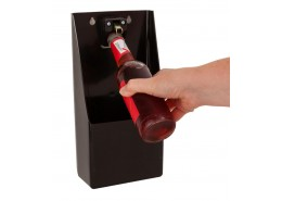 Stand Up Bottle Opener & Catcher