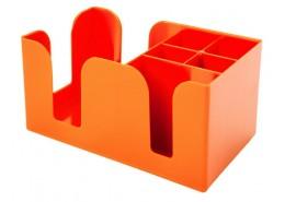 Bar Caddy Orange