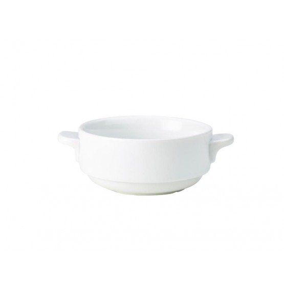 Porcelite Standard Lugged Soup Cup