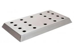 Drip Tray Aluminium Effect