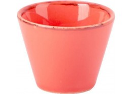 Seasons Coral Conic Bowl