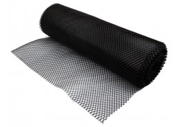 Shelf Liner Black 61cm x 10m