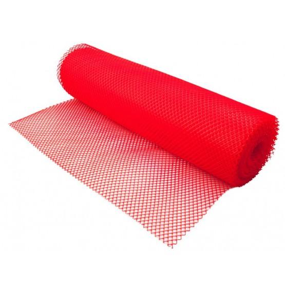 Shelf Liner Red 61cm x 10m