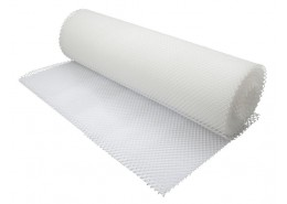 Shelf Liner White 61cm x 10m