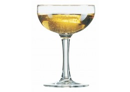 Elegance Champagne Coupe