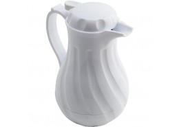 Insulated Beverage Servers White