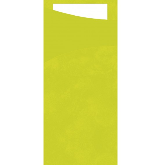 Duni Sacchetto Tissue Kiwi