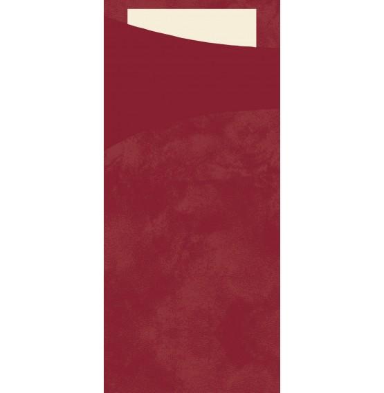Duni Sacchetto Tissue Bordeaux