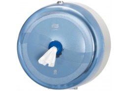 SmartOne Toilet Roll Dispenser Blue