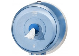 SmartOne Mini Toilet Roll Dispenser Blue