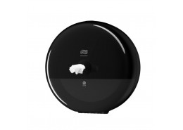 SmartOne Toilet Roll Dispenser Black