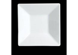Varick Cafe Porcelain Square Sauce Dish