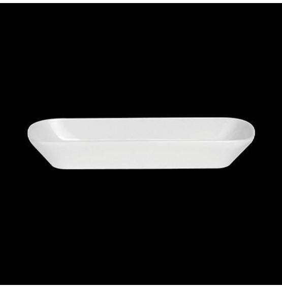 Varick Cafe Porcelain Rectangle Tray