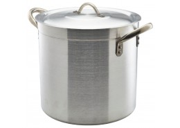 Deep Stockpot & Lid