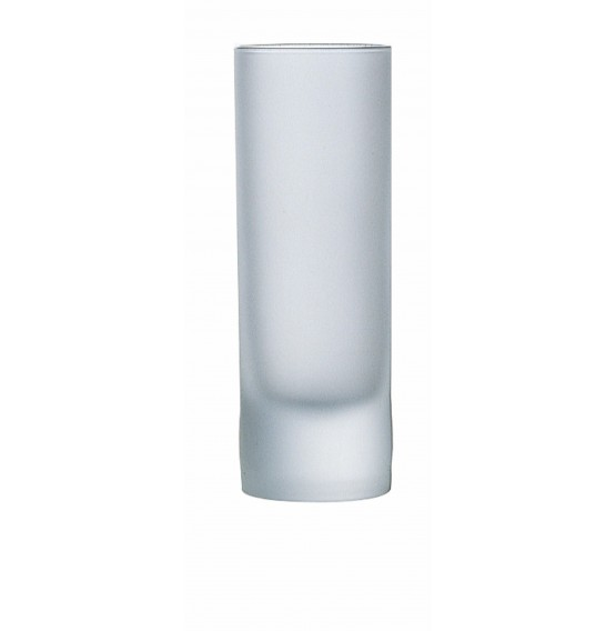 Islande Frosted Shot Glass