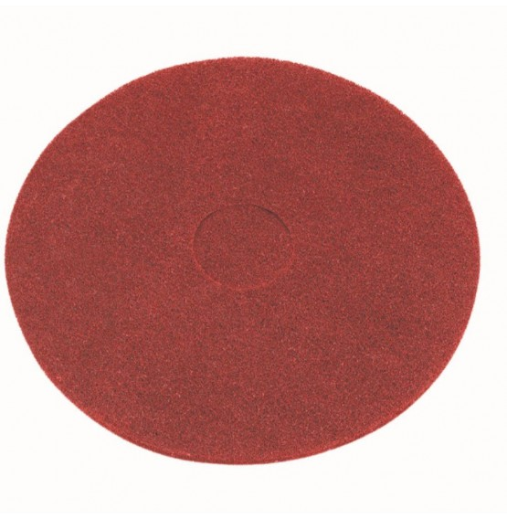 Red Buffing Floor Pads