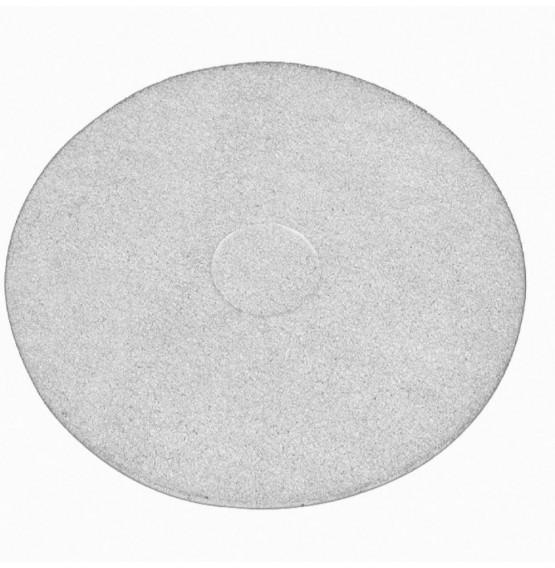 White Polishing Floor Pads