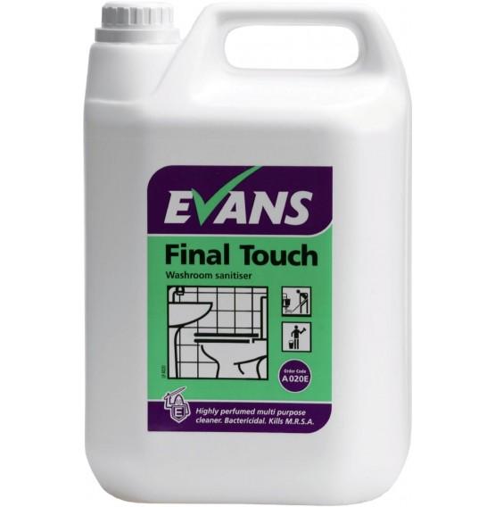 Final Touch Washroom Sanitiser