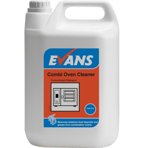 Combi Oven Cleaner