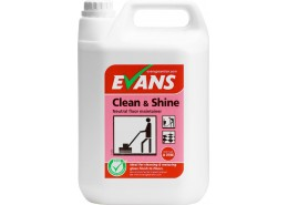 Clean & Shine Floor Maintainer