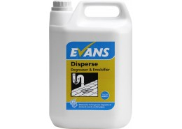 Disperse Degreaser & Emulsifier