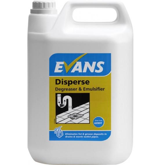 Disperse Degreaser & Emulsifier