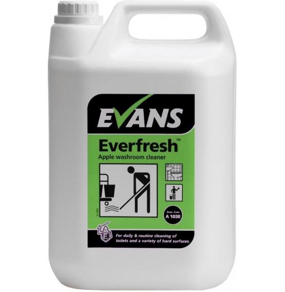 Everfresh Apple Toilet & Washroom Cleaner