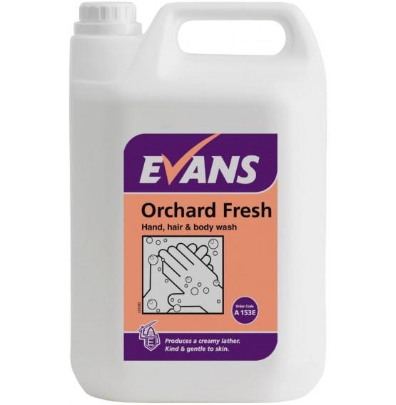 Orchard Fresh Hand, Hair & Body Wash