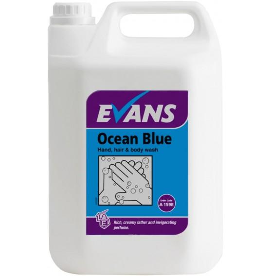 Ocean Blue Hand, Hair & Body Wash
