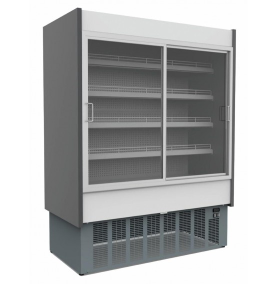 1.6m Refrigerated Dairy Multideck