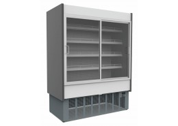 2.1m Refrigerated Dairy Multideck