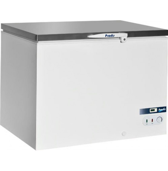 350L Chest Freezer With Stainless Steel Lid