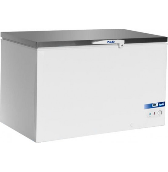 450L Chest Freezer With Stainless Steel Lid