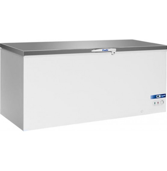 650L Chest Freezer With Stainless Steel Lid