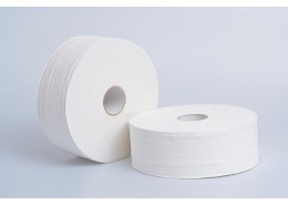 Jumbo Toilet Rolls 2ply 90mm x 400m