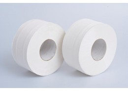 Mini Jumbo Toilet Roll 2ply 200m