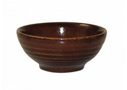 Bit On The Side Ripple Cinnamon Snack Bowl
